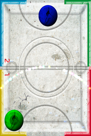 Screenshot Ancient Air Hockey