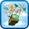 icon for Walter's Flying Bus - An Inspiring Storybook of Dreams Taking Flight!